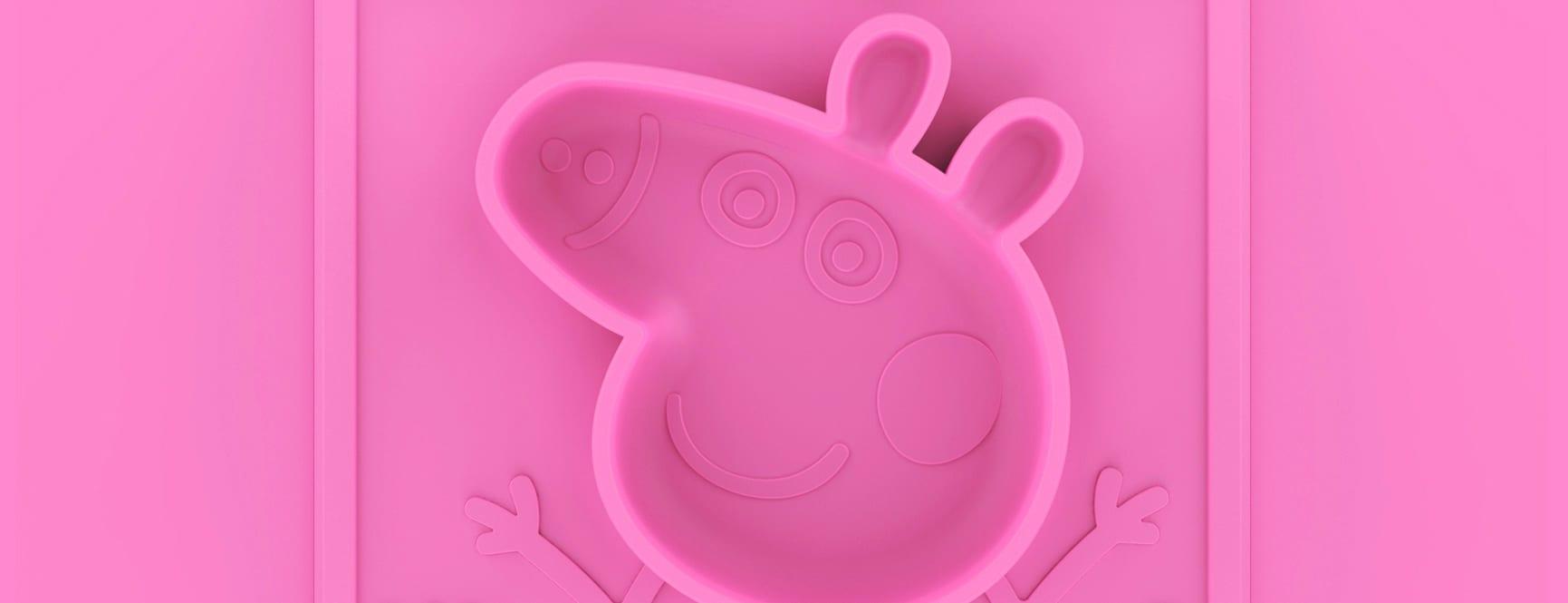 Ezpz Peppa Pig Portfolio Header