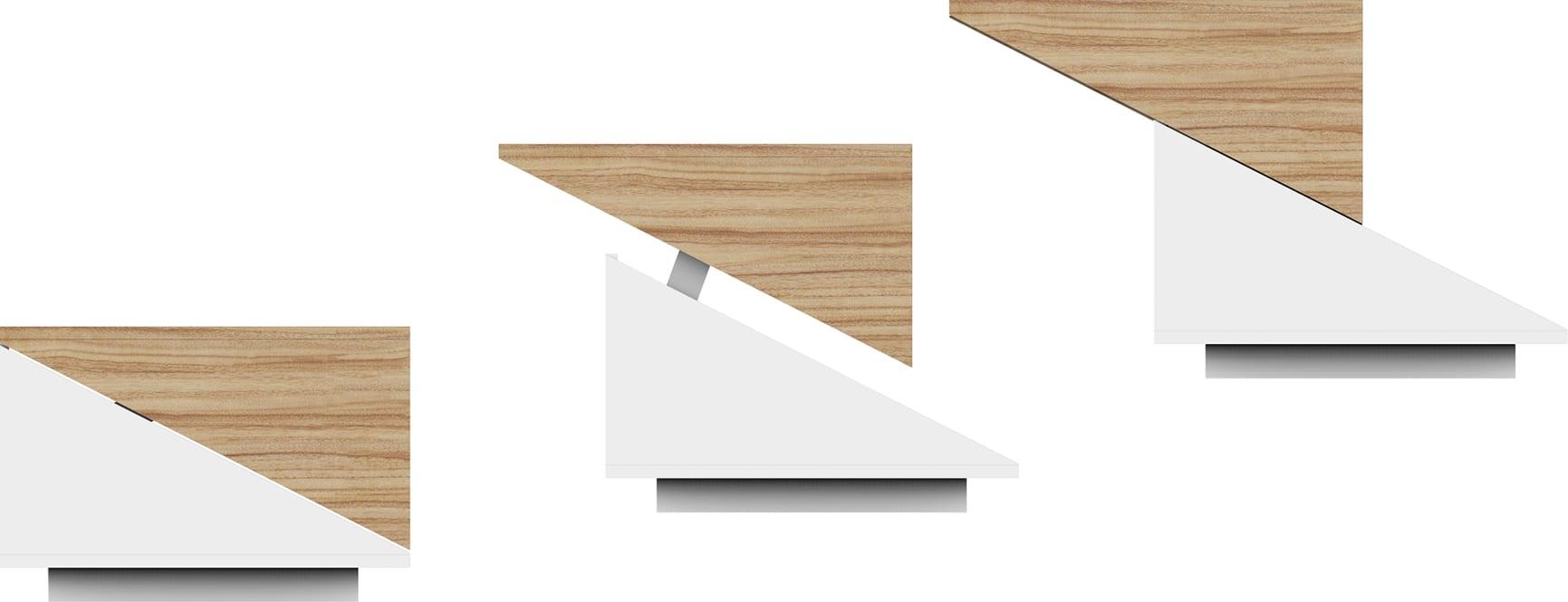 Wedge Coffee Table Portfolio Header